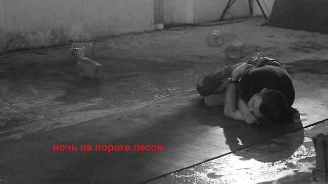 «Ночь на пороге лесов» (моноспектакль, 2013)